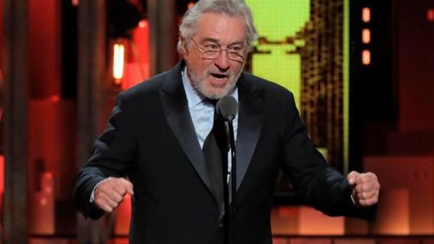 La CBS censura el discurs contra Trump de Robert De Niro