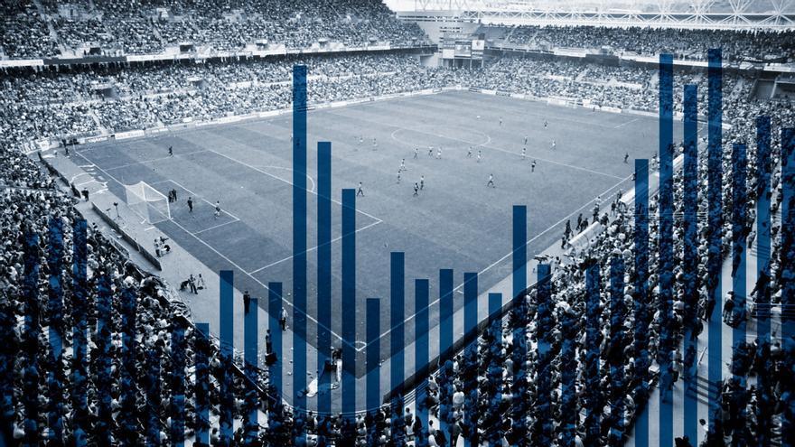 El Oviedo perdió más de tres mil socios en las últimas tres temporadas