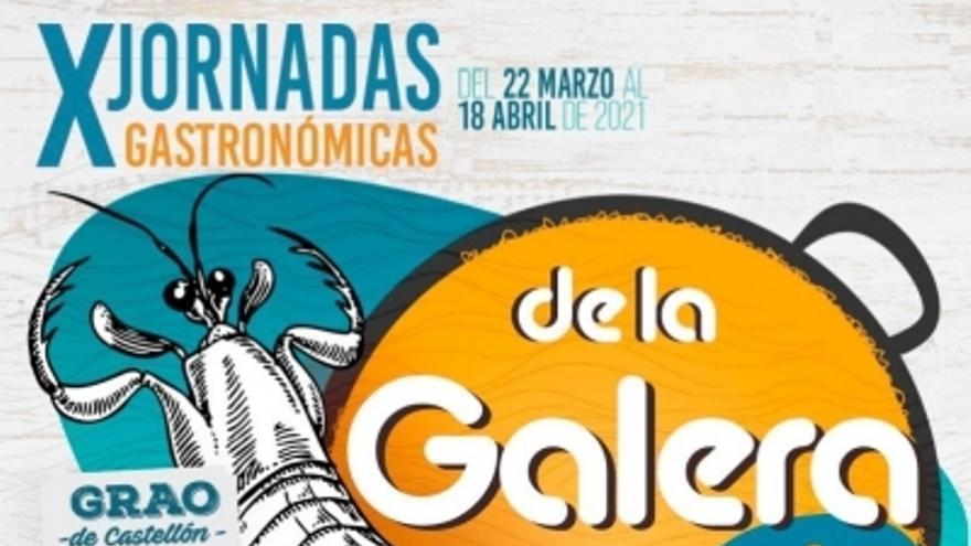 X Jornadas gastronómicas de la galera del Grau de Castellón