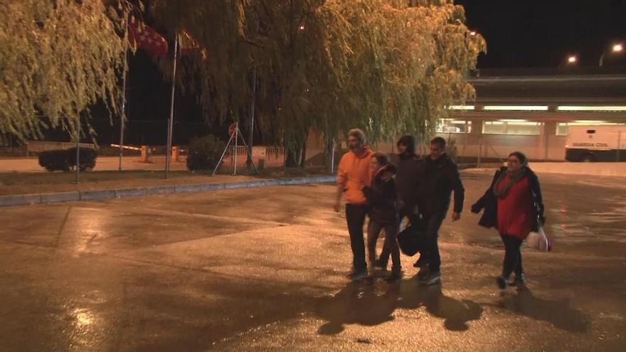 Surten de la presó de Madrid tres CDR acusats de terrorisme