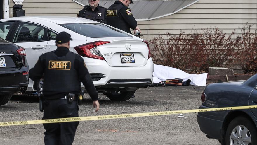 Tres tiroteos en tres estados de EEUU dejan siete víctimas, una de ellas una niña de siete años