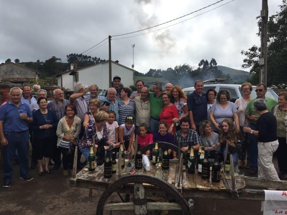 """Poreñu, premio """"Pueblo Ejemplar"""" 2017"""