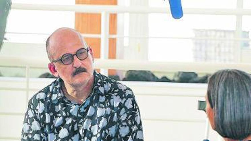 """Luis Roca Arencibia: """"Cada euro público debe fortalecer  el músculo del audiovisual canario"""""""