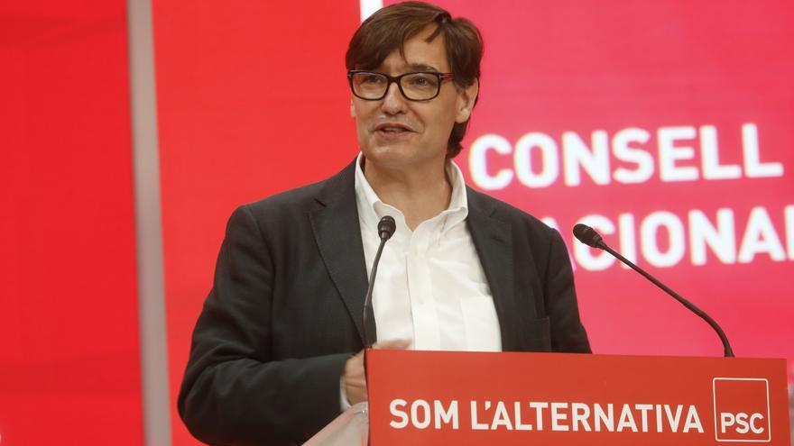 """Illa defensa votar un acord """"que uneixi"""" per superar el conflicte català, enfront d'un """"que provoqui ruptura"""""""