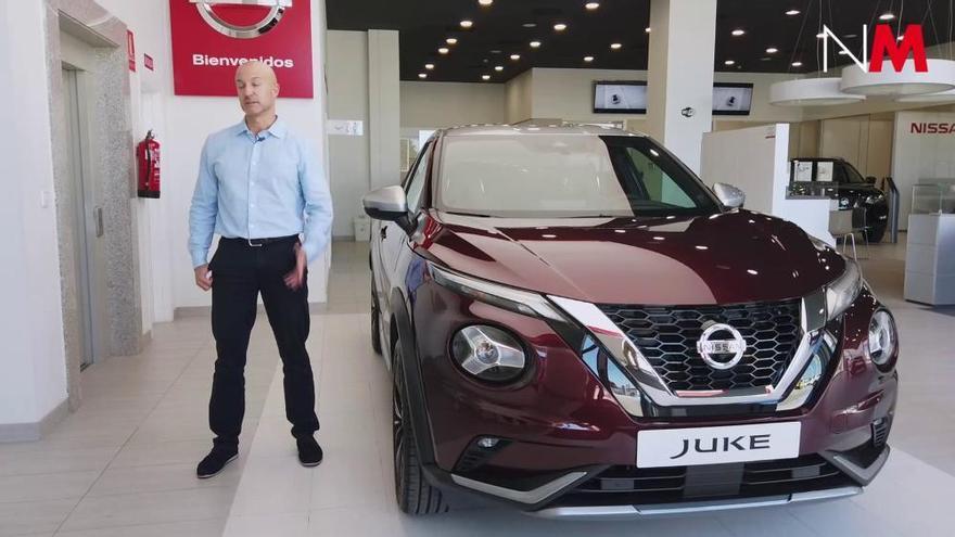 Nissan Montauto recibe en sus instalaciones al nuevo Juke