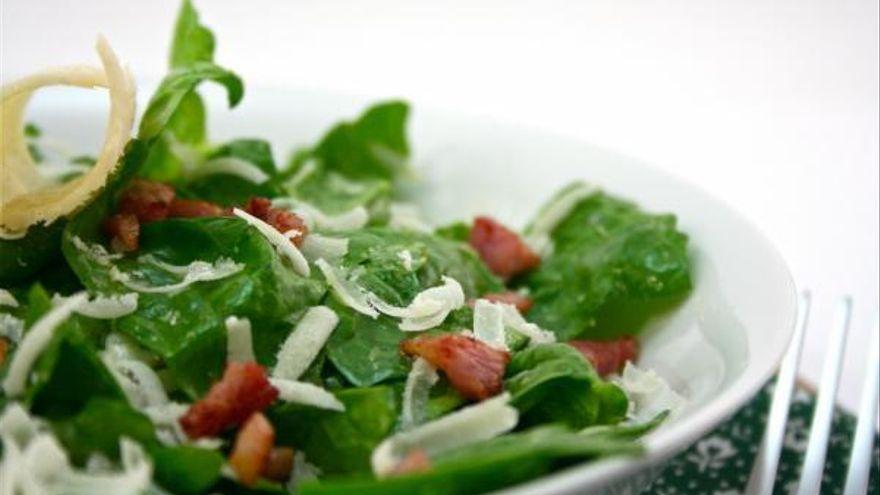 Aprende a cocinar con Koldo Royo: Hojaldre de espinacas