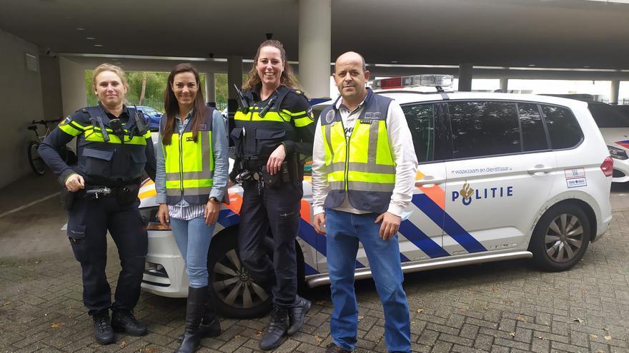 Agentes de la Policía Nacional de Palma colaboran en los Países Bajos en la investigación del crimen del turista en s'Arenal
