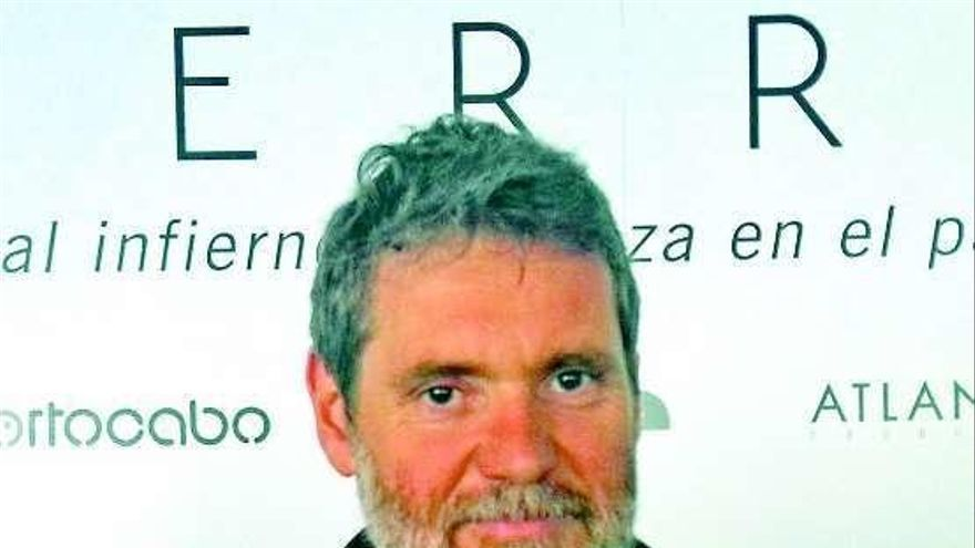 "Ondas para la serie gallega ""Hierro"""