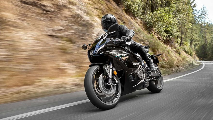 Yamaha R7, nueva dimensión
