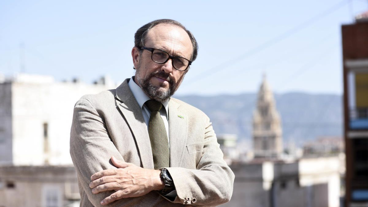 Luis Gestoso, uno de los tres diputados que ha registrado las preguntas.