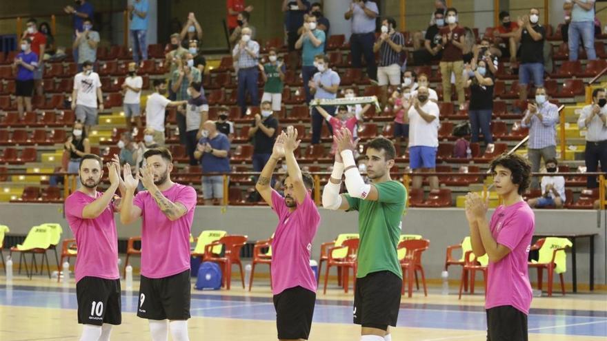 El Córdoba Patrimonio saca a la venta 200 entradas para el partido ante el Peñíscola