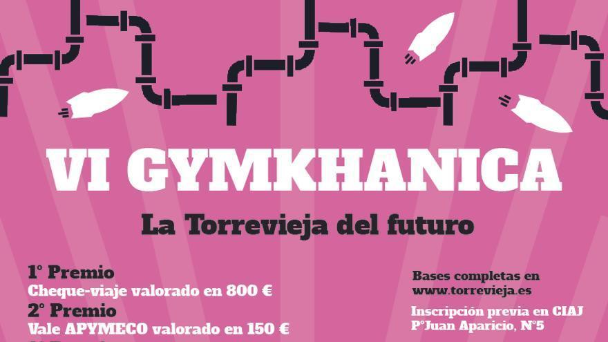 """Torrevieja acoge la VI edición de la Gymkhanica bajo el lema """"La Torrevieja del futuro"""""""
