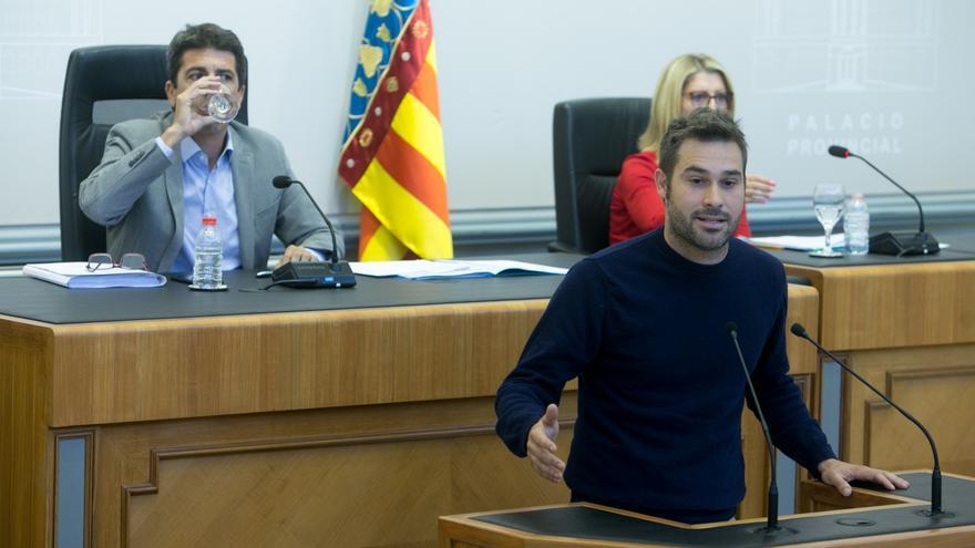 Compromís acusa a la Diputación de llevar 13 meses sin tramitar las ayudas de la DANA
