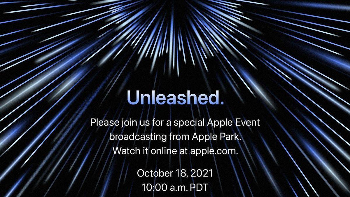Evento de Apple.