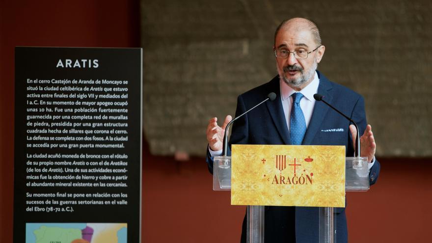 Aragón rompe su compromiso con la candidatura de los Juegos de Invierno
