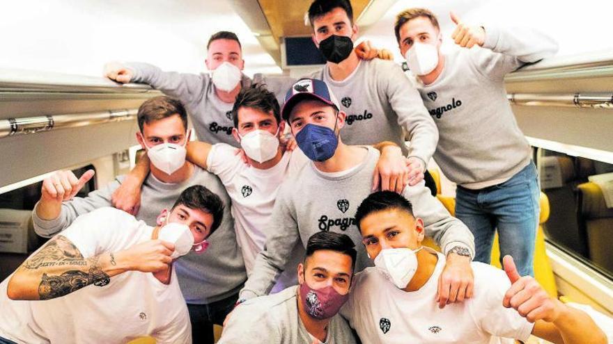 """El triunfo del """"equipo"""", éxito de Paco López"""
