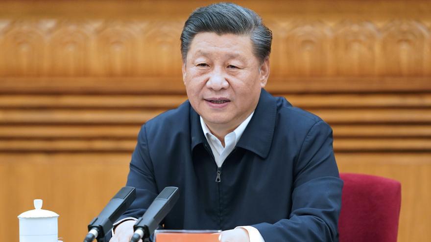 """Xi Jinping dice que la unificación con Taiwán """"debe conseguirse y se conseguirá"""""""