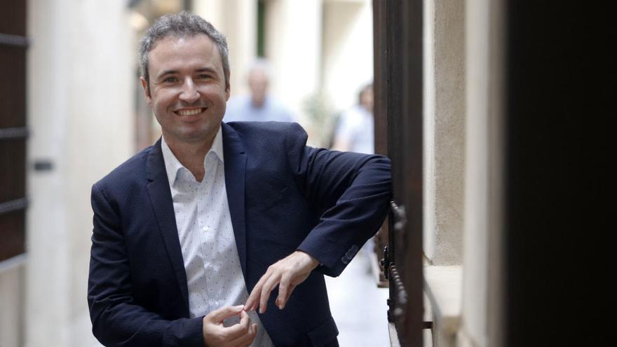 Guillermo Díaz será el coordinador provincial de Ciudadanos