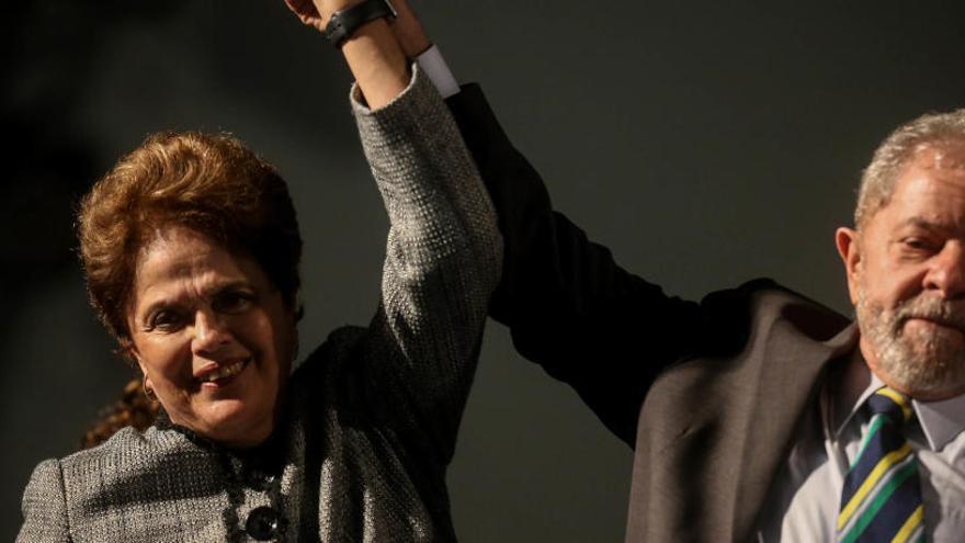 Lula y Rousseff, absueltos de desvío de dinero público