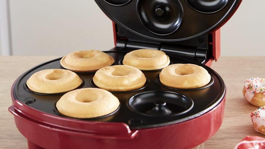 Lidl vende una máquina para hacer donuts en casa por menos de 20 euros