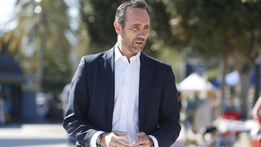 José Ramón Bauzá ocultó al Parlamento Europeo su participación en una start-up