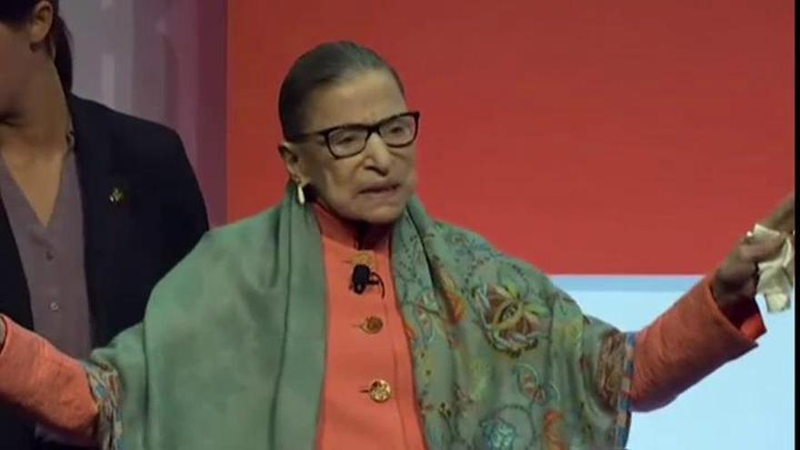 Muere a los 87 años Ruth Bader Ginsburg, la mítica jueza progresista del Supremo de EEUU