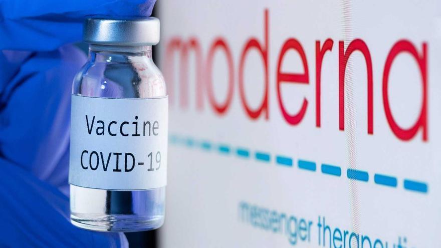 El incumpliento de Moderna retrasa la vacuna para grandes dependientes