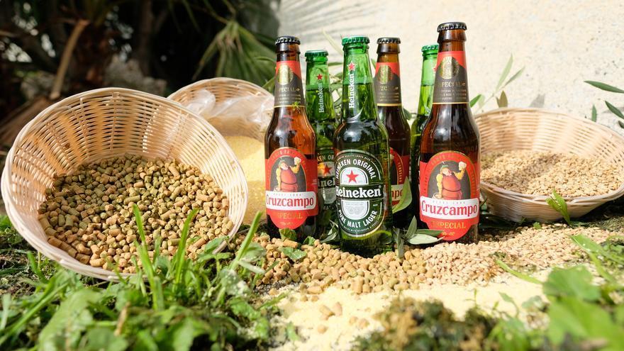 Heineken convierte una de sus fábricas en la primera cervecera 'cero emisiones'