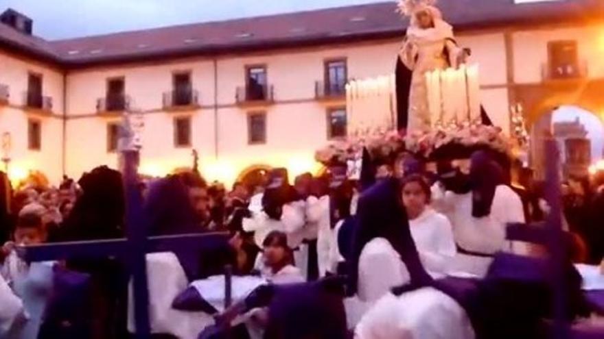 Procesión del Silencio. Oviedo