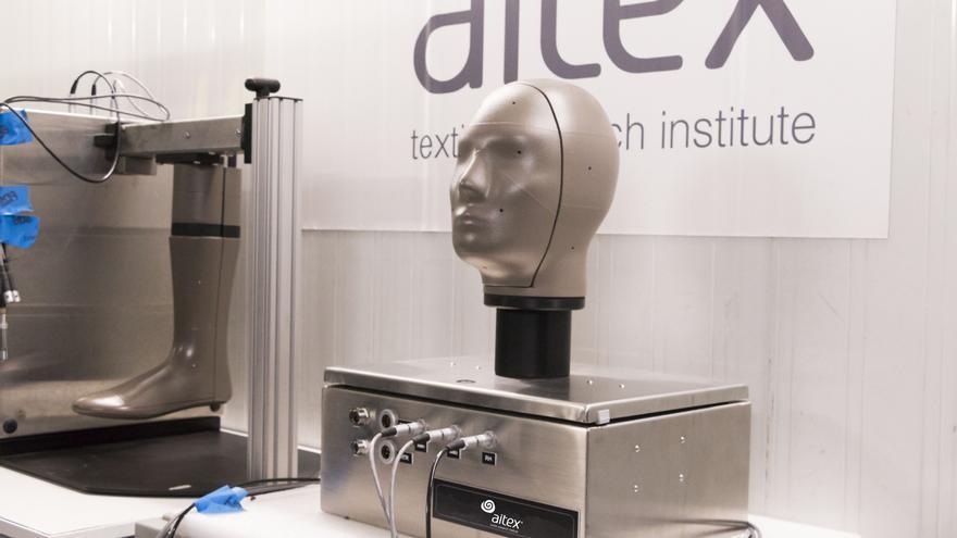 AITEX, pioneros en la certificación de equipos de protección individual