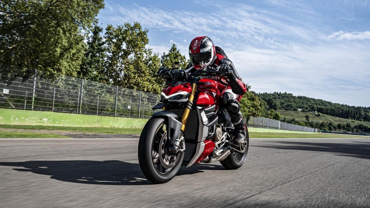 Ducati Streefighter V4 2020, potencia al desnudo