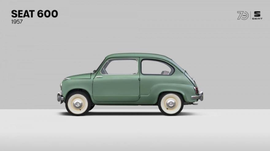 La evolución de Seat a través de 48 modelos icónicos