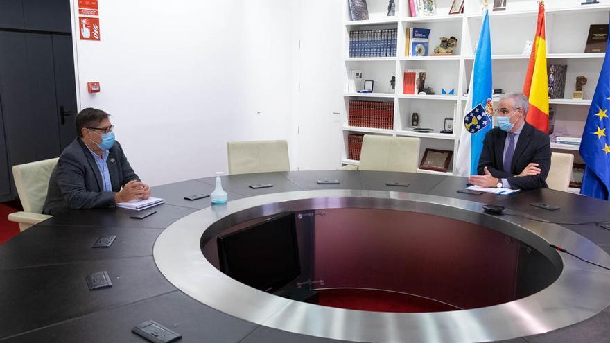 La Xunta propone la Ciudad de las TIC como candidata a los fondos europeos de reconstrucción