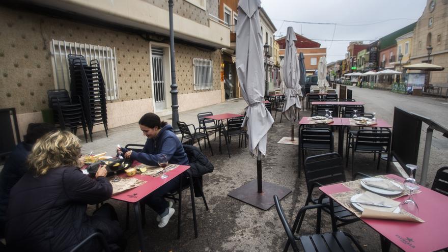 Los barrios y pedanías de València donde más crece el paro