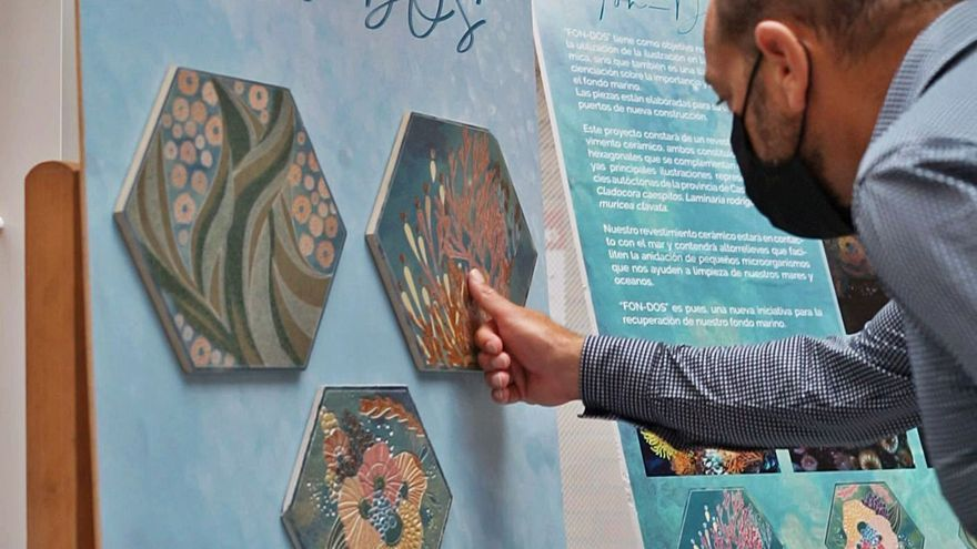 La firma Ape Grupo apuesta por fomentar el talento joven con un concurso de diseño cerámico