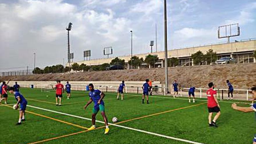 Lorca Deportiva y Mar Menor abren la pretemporada en el Artés Carrasco