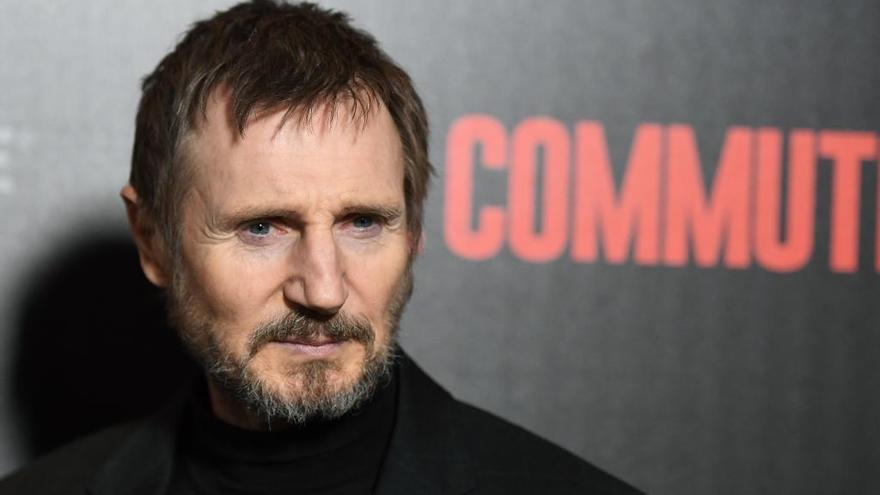 """Liam Neeson ve una """"cacería de brujas"""" en los escándalos por acoso sexual"""
