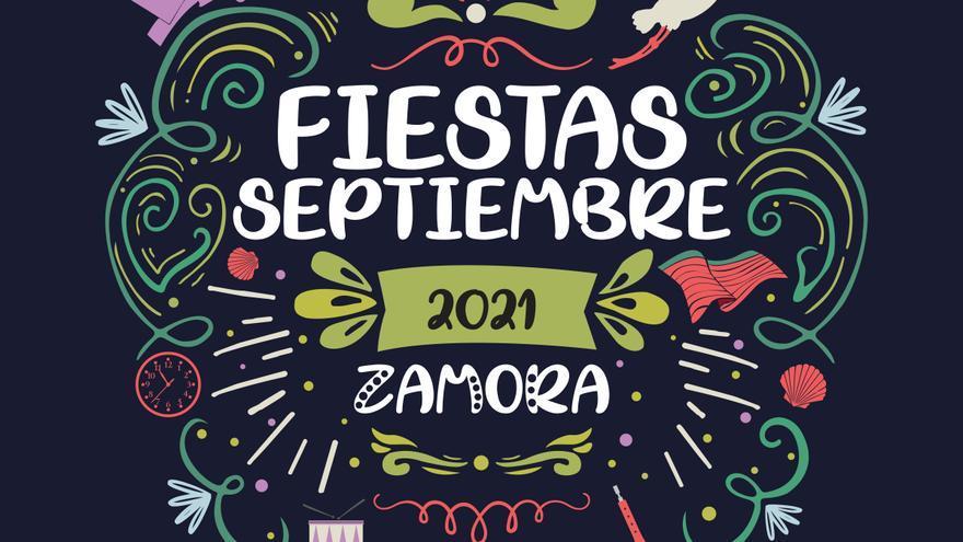 Programa de las Fiestas de la Concha de Zamora 2021