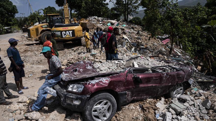 Haití eleva el balance de víctimas del terremoto hasta las 2.248