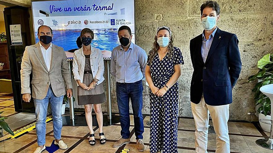 "Los balnearios pontevedreses se suman al ""Verán Termal"""