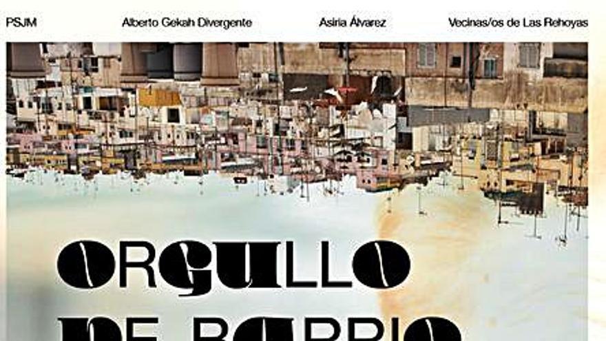 'Orgullo de barrio', el retrato visual y sonoro de Las Rehoyas y sus vecinos