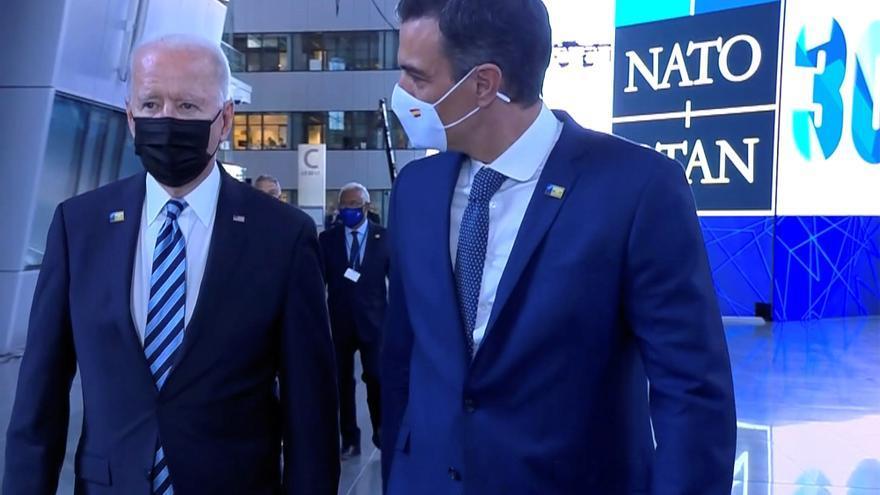 """Sánchez viaja a EEUU pero no verá a Biden: es una visita """"de carácter económico"""""""