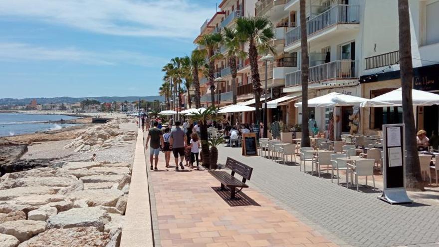 La ocupación en la Marina Alta alcanza el 85%  el fin de semana