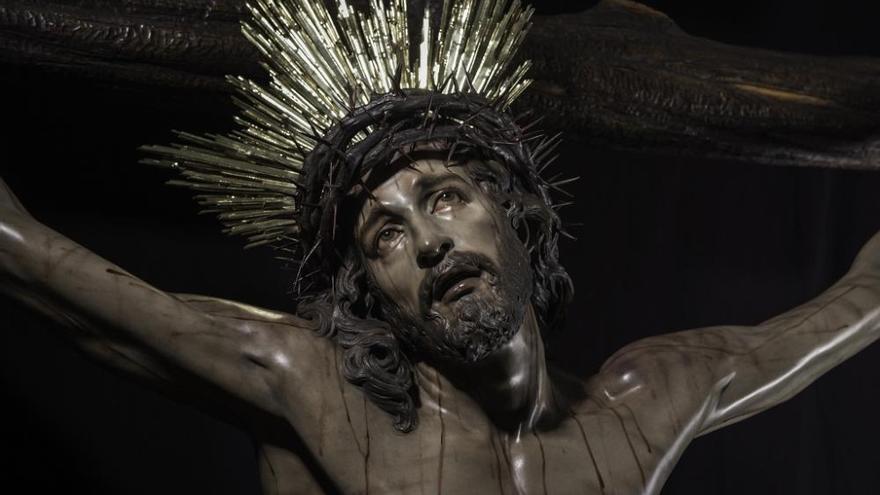 Impactante nuevo crucificado de Ruiz Montes para Puertollano