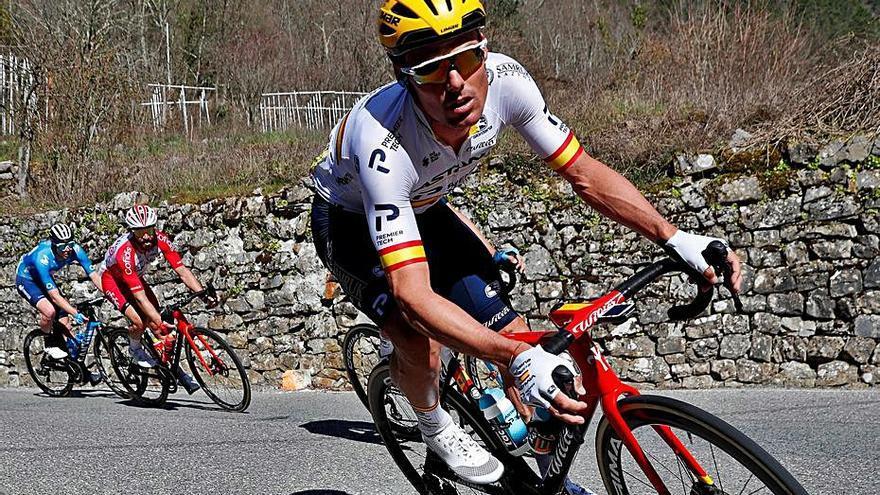Luis León Sánchez correrá el Giro de Italia desde el sábado