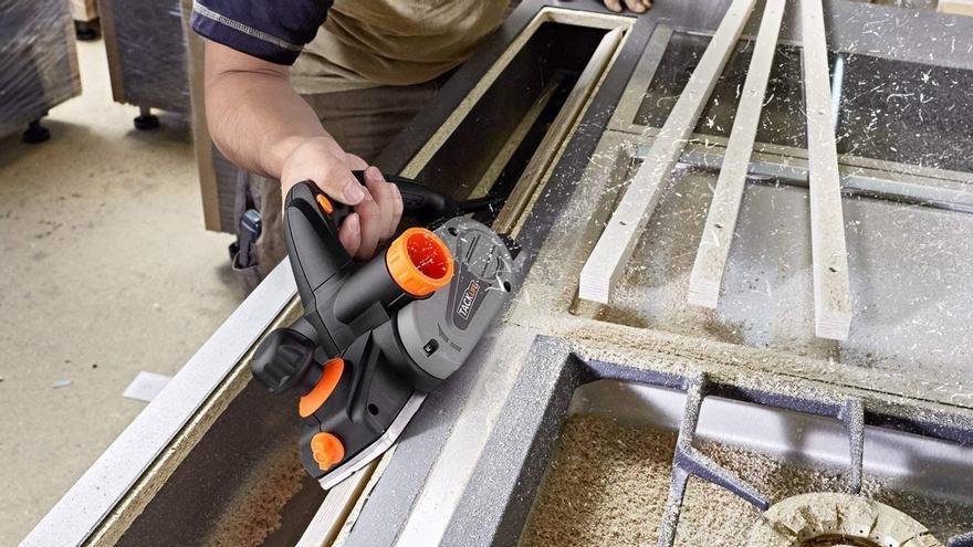 Las mejores cepilladoras eléctricas para trabajar la madera