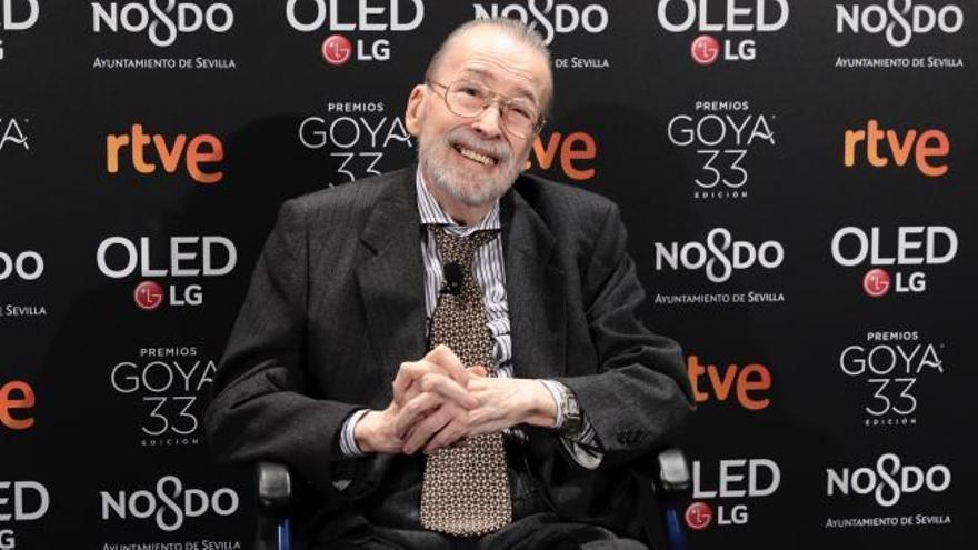 Muere Chicho Ibáñez Serrador, pionero de la televisión