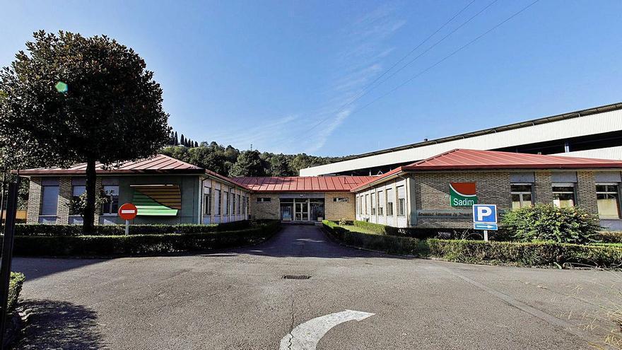 Hunosa pone a la venta la sede de su filial Sadim en Ciaño por 670.000 euros