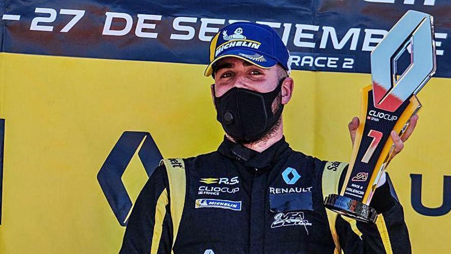 Pleno de Haverkort en la Formula 4 del Racing Weekend
