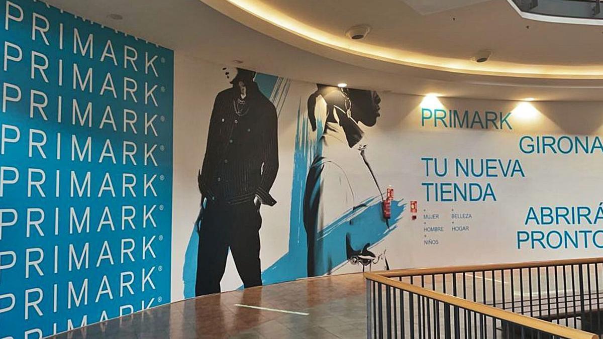 L'arribada de Primark a Girona, més a prop   PRIMARK